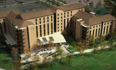 Construction Underway on New Williams Village East Residence Hall Designed by KWK Architects for University of Colorado Boulder