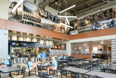 KWK Architects Designs Mizzou's Newest Student Dining Experience - The Restaurants at Southwest