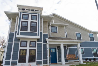 South Dakota State University Students Move into New Apartment-Style Housing Development Designed by KWK Architects