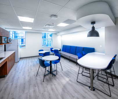 KWK Architects Completes Design & Renovation for the Washington University School of Medicine Department of Psychiatry Office Restacking Plan in the Former Renard Hospital Building