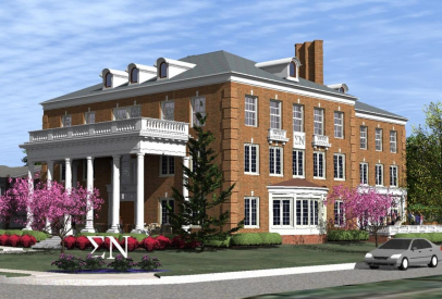 KWK to Design New Fraternity House at University of Missouri