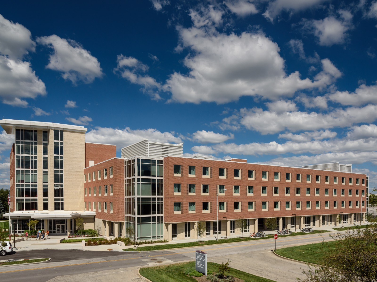 IUPUI - North Hall Housing | Projects | KWK Architects