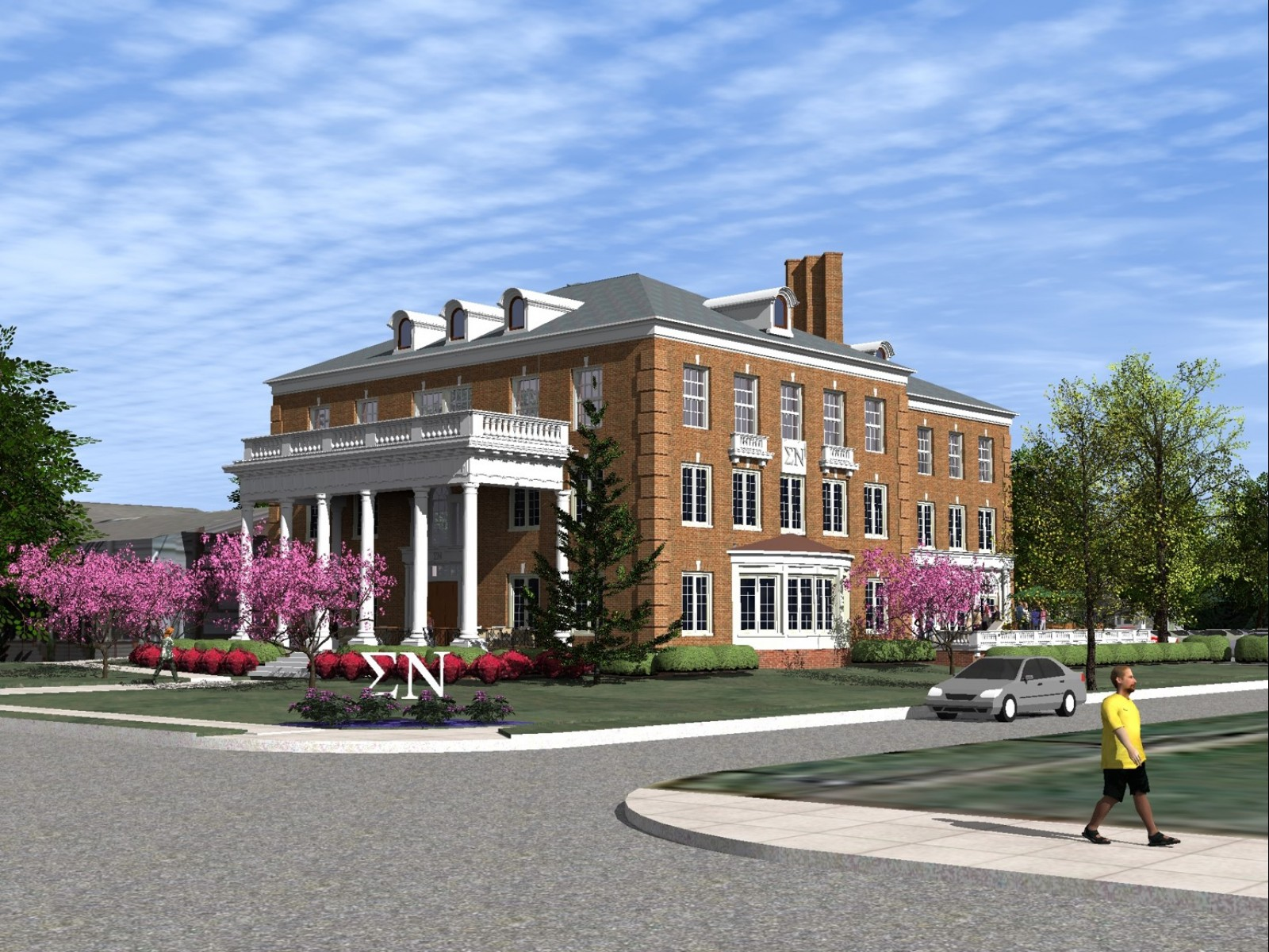 Sigma Nu Fraternity University Of Missouri Projects